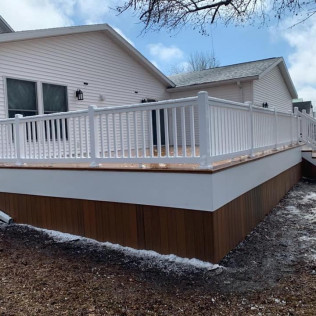 deck installation Fort Dodge, IA