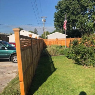 fencing installation Fort Dodge, IA