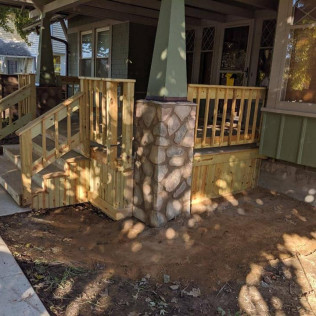 deck construction fort dodge ia
